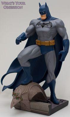 Jim Lee Batman, Batman And Superman, Spiderman, Dc Action Figures, Batman Figures, Batgirl, Comic Books Art, Comic Art, Comic Character