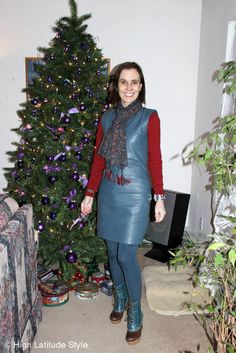 #fashionover40 outfit at the weekly Top of the World Style fashion linkup party @ High Latitude Style @ http://www.highlatitudestyle.com