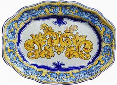 One-of-a-Kind handmade ceramic from Spain