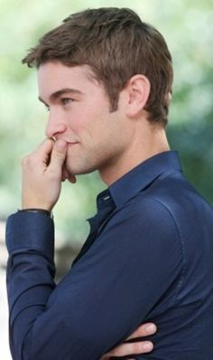 Chace Crawford (aka Nate Archibald, Gossip Girl)
