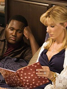 The Blind Side is a feel good movie
