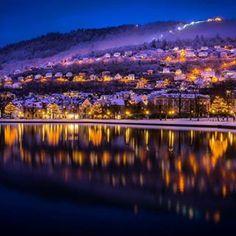 Bergen - Europeisk Kulturby - Bergen