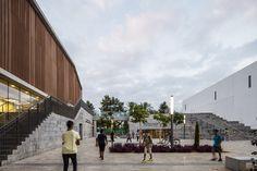 Centro Comunitário Rehovot,© Amit Geron