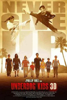 Film Combat Syndicate: Phillip Rhee's Martial Arts Family Drama, UNDERDOG KIDS, Gets A New Trailer!