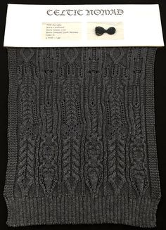 Designer Amy Campbell- knitGrandeur: FIT & Baruffa Collaboration 2016: Linear Stitch Design Project Featuring Cashwool