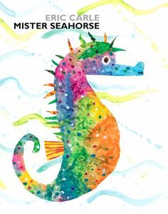 When Mrs. Seahorse lays her eggs, she does it on Mr. Seahorse's belly! She knows he will take good care of them. While he swims waiting for the eggs to hatch, he meets other underwater fathers caring for their babies. Brimming with bright, colorful sea life, this new board book will be irresistable to young children everywhere.