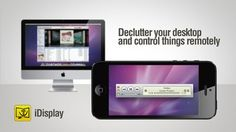 iDisplay Mini extends your desktop to iPhone and iPod touch