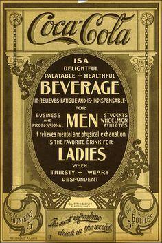 Resultado de imagen de Vintage Coca-Cola Ads