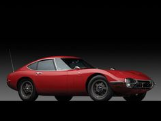 1967 Toyota 2000GT | Art of the Automobile 2013 | RM AUCTIONS