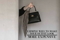 8 Simple Ways to Make Your Outfit Look Expensive 9 Laundry Room Hacks that are Beyond Genius<br> Do you have high end fashion tastes but a shoestring budget? Don't panic! You don't have to have sales rack looking clothes… Car Cleaning Hacks, House Cleaning Tips, Deep Cleaning, Make And Sell, How To Make Money, Different Types Of Fabric, Cleaning Painted Walls, Lose 15 Pounds, House Smells