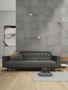 Apavisa porcelain panels - so cool