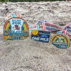 #medalmonday!! Running four 5ks was a different experience but pretty awesome!  #running #fitness #training #runner #run #marathon #instarunners #trailrunning #marathontraining #triathlon #runnerscommunity #runhappy #runners #cardio #exercise #runitfast #runchat #marathoner #racebling #carlsbad #runnershoutouts #workout #carlsbad5000 #worldrunners #runnersofinstagram #instafit #nature #26point2 #california by the_delsol_runner