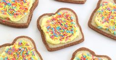 Fairy Bread Cookies for The Etsy Blog! | Sprinkle Bakes | Bloglovin'