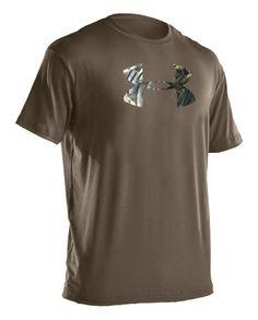 Under Armour® Turkey Logo T-Shirt for Men - Short Sleeve   Bass Pro Shops #underarmourhunt