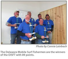 Anglers vie for fishing history in annual Ocracoke tournament