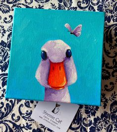 Small Canvas Paintings, Easy Canvas Art, Small Canvas Art, Cute Paintings, Simple Acrylic Paintings, Mini Canvas Art, Acrylic Canvas, Indian Paintings, Canvas Canvas