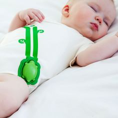 With this new wearable tech for tiny humans, parents can rest assured that baby is sleeping safe and sound