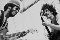 Santana, Woodstock 1969