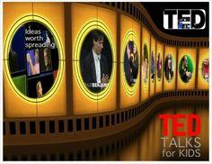 TED Talks for Kids by digitalsandbox1