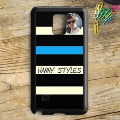 Harry Styles One Direction Cool Photo Samsung Galaxy Note 5 Case | armeyla.com