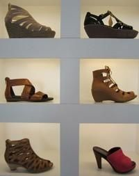 Clad In Shoes, Stonington and Mystic