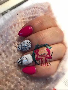 Indigo, Nails, Beauty, Finger Nails, Indigo Dye, Ongles, Beauty Illustration, Nail, Nail Manicure