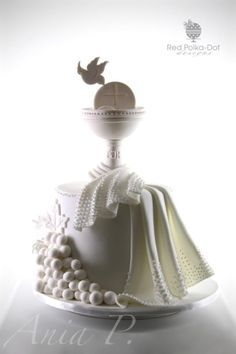 First Holy Communion cake design