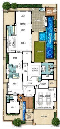 Split Level Haus, Containhäuser Versand, Hütten Design, Haus Pläne, Perth,  Kleines Zuhause, Home Design, Grundrisse, Fassaden
