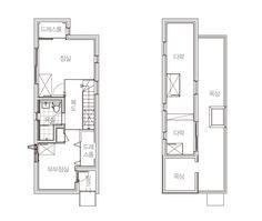 대구 협소주택 | 좁고 긴 대지에 놓인 여섯 식구가 사는 집 : 네이버 포스트