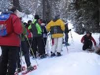 ciaspole  snowshoes valle d aosta -  #italian #alps #aostavalley #mountains #travel #holiday #nationalparkgranparadiso #granparadiso #nationalpark