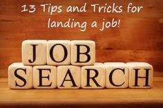 Tips & Tricks on How to Land a Job from an Insider!