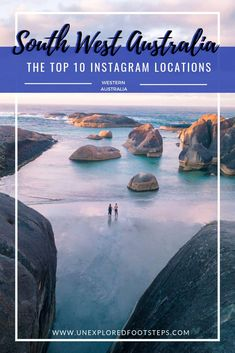 We have put together all the best stops along the south west Australia road trip! Each stop blowing us away and blowing up our instagram. #nationalparks #forrests #rocks #twopeoplesbay #elephantrocks #instagramlocations #bays #beaches