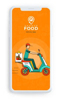 Let your customers order food online using mobile apps. Get the branded android & ios mobile apps for restaurants with enriched features. Restaurant App, Delivery App, Order Food Online, Food Industry, Mobile Application, App Development, Make It Simple, Things That Bounce, Food To Make