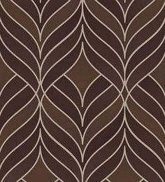 Group of Modern Pattern Design Wallpaper