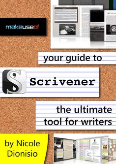 Learn to use the ultimate writing software: Scrivener. Allowing you to combine the various elements that make up your writing project, from outlines to research to note, Scrivener helped author Nicole Dionisio write two novels in a single year. Fiction Writing, Writing Quotes, Writing Advice, Writing Resources, Writing Help, Writing A Book, Better Writing, Thesis Writing, Dissertation Writing