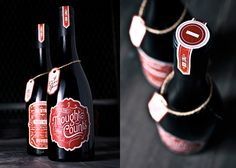 It's the Thought that Counts by No Entry Design, via Behance