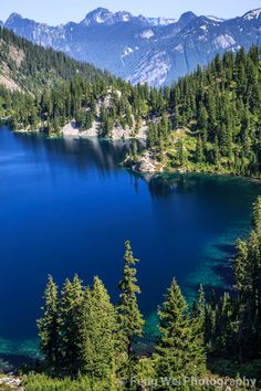 Snow Lake, North Bend, Washington