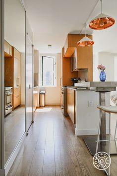 Design Hub - блог о дизайне интерьера и архитектуре: Квартира в Нью-Йорке с прекрасным видом на город