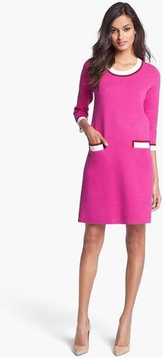 Kate Spade Nara Merino Wool Sweater Dress