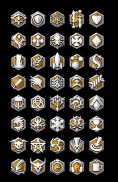 Buy Sci-fi Game Achievement by a-ravlik on GraphicRiver. The set includes 100 icons and 5 slots. There are PSD and PNG versions of art. Game Design, Icon Design, Game Ui, Game Logo, Armadura Ninja, Game Concept Art, Logo Concept, Gui Interface, Magic Symbols