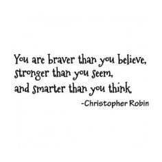 winnie the pooh classic black and white quotes - Google Search