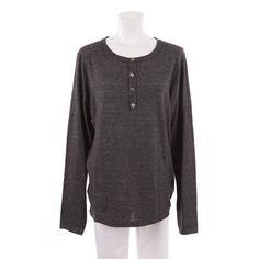 Tolles Shirt von Drykorn in Grau Gr. XL - 100% Baumwolle