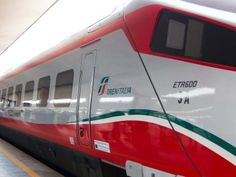 How To Buy Italian Train Tickets Online: Freccia Train