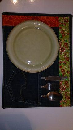 Tisch-Set mal anders Dani, Pie Dish, Serving Bowls, Dishes, Tableware, Kitchen, End Table Sets, Bowls, Cuisine