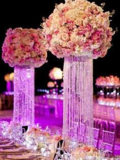 Beautiful Wedding Table.