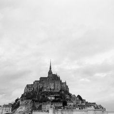 Ah mais Saint-Michel c'est pas qu'une marque de galettes ? by cathythemusic