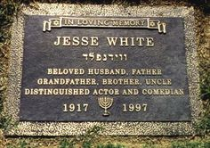 """Jesse White - Actor. Born Jesse Marc Weidenfeld in Buffalo, New York, he is best remembered for portraying the role of Harvey the """"Maytag repairman"""" on television commercials from 1967 to 1988."""