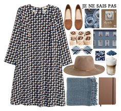 """""""Lecture"""" by akp123 ❤ liked on Polyvore featuring H&M, Zimmermann, Surya, Shinola, Polaroid and Retrò"""
