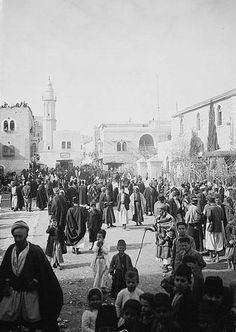 Bethlehem - بيت لحم : PALESTINE - Bethlehem, 1890s (early 20th c.) 35