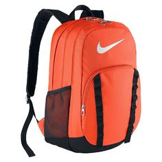 Nike Brasilia 6 XL Backpack, Orange